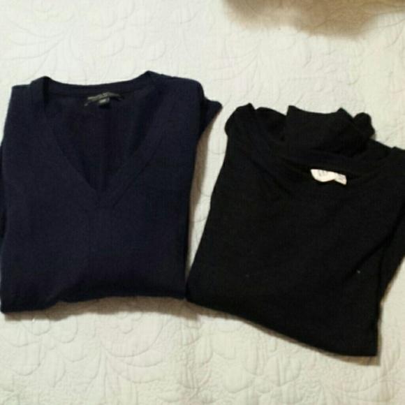 Banana Republic Tops - Bundle of Women's Long Sleeve Shirts Size XSP